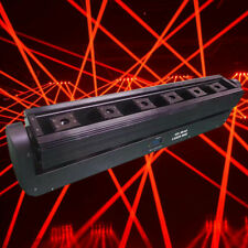 6 Eyes Stage Moving Head Laser Bar Light Red Spider Projector Dmx Beam Dj Party