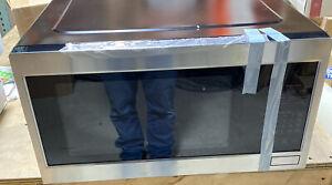 NEW GE Monogram2.2 Cu. Ft. Countertop Microwave Stainless steel