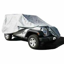 Rampage 1201 Custom Fit Vehicle Cover fits 76-06 Wrangler YJ & TJ