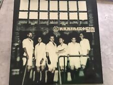 "RAMMSTEIN HAIFISCH LIMITED EDITION 12"" BLUE VINYL NEW"