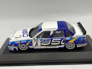 1/43 Minichamps 1996 Volvo 850 Saloon BTTC Burt Part # 430961708