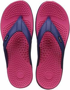 Acupressure Massage Health Slippers Sandals Shoes Reflexology | Pink Blue Women
