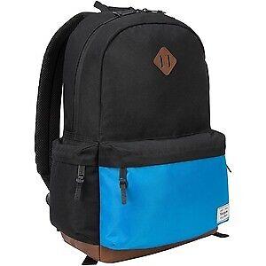 "Targus Strata II TSB936GL Carrying Case (Backpack) for 16"" Notebook - Black, Blu"