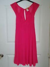 Miss Sixty pink dress size M ( UK 10 ). VGC