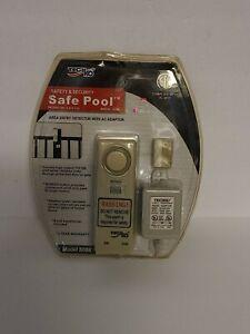 Safe Pool Techko S088 Area Entry Detector Alarm AC Adaptor - Brand New sealed