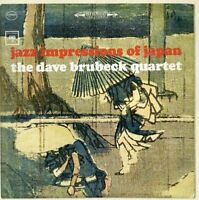 The Dave Brubeck Quartet - Jazz Impressions Of Japan [CD]