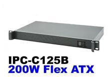 "19"" 1he Server-carcasa ipc-c125b/átomo/mini itx/200w"