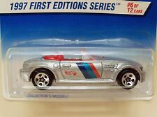HOT WHEELS - 1997 FIRST EDITION SERIES - BMW M ROADSTER - 1/64  DIECAST
