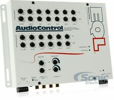 AudioControl EQL 2-Channel Trunk Mount Dual Bandwidth Graphic Equalizer/Pre-amp