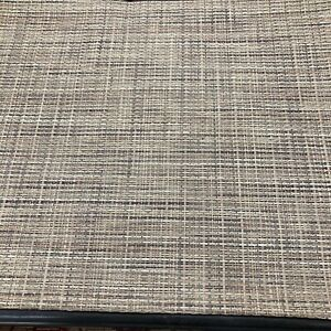 """Patio Ottoman Sling Fabric 19 3/4 Wide"""" 22 1/2"""" Long With Spline Included"""