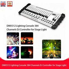 More details for u`king control console dmx512 white controller for stage light dj disco pub show