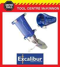 EXCALIBUR HYPER SHEET METAL SHEARS / CUTTERS – WITH SHIELDS FOR DRILL OR IMPACT