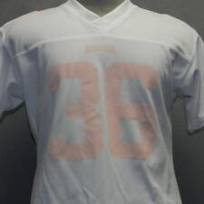 Vintage Bryan Westbrook Philadelphia Eagles 36 Pink NFL Reebok Jersey Womans L
