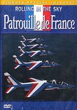 Patrouille De France - Rolling In The Sky (DVD, 1999) * NEW *