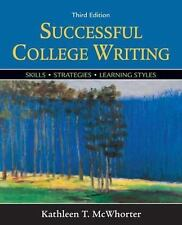 Successful College Writing: Skills, Strategies, Learning Styles McWhorter, Kath