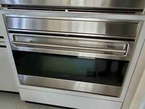 """Wolf SO36U/S used 36"""" Built-In L Series Stainless Steel Electric Oven B"""