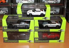 Oversteer 1/64 NISSAN GT-R NISMO 2014 Completed R35 set of 5 colors