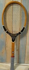 Vintage Davis Professional TAD Wood Tennis Racquet Made in USA