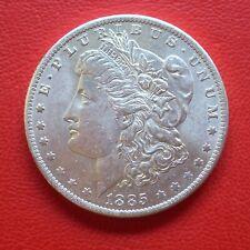 Morgan Dollar 1 $ USA 1885 ´O´ fast vz / SILBER / KM#110 S#123