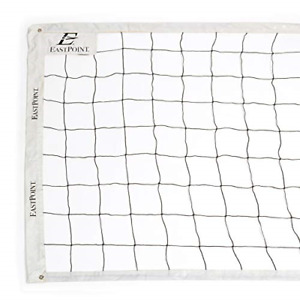 EastPoint Sports Premium Replacement Volleyball Net - Features High Strength and