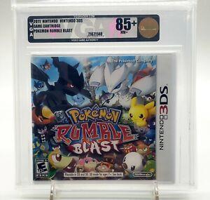 Pokemon Rumble Blast Nintendo 3DS VGA 85+