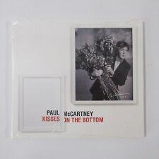 Paul McCartney Kisses On The Bottom Music CD Eric Clapton Stevie Wonder Starbuck