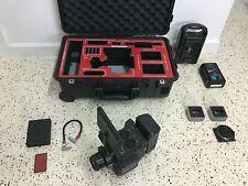 "RED EPIC-W HELIUM 8K S35 DSMC2 HUGE KIT, LCD, 512GB,4.7""LCD,LENS,2VMOUNTS"