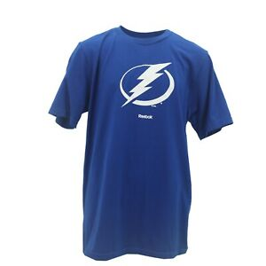 Tampa Bay Lightning Official NHL Reebok Apparel Kids Youth Size T-Shirt New Tags
