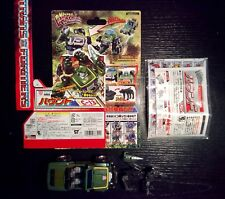 TRANSFORMERS HENKEI C-13 HOUND AND JAGUAR  TAKARA CLASSICS TOMY LIKE NEW