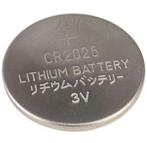 1-100 CR2025 3V Lithium Button Cell Coin Batteries 5004LC 2025 ECR2025 Melbourne