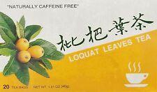1.41oz Loquat Leaves Tea by ABC Tea/Kinginseng for Natural Healing Caffeine Free