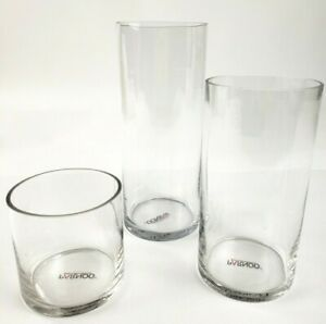 Tall Clear Vases In Wedding Centerpieces Table Décor For Sale Ebay