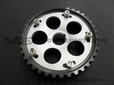 BLOX ADJUSTABLE SINGLE CAM GEAR SOHC VTEC FOR HONDA CIVIC D16Z6 D16Y8 1.6L EF EG