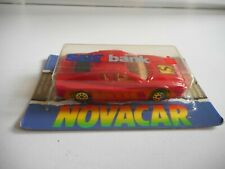 "Novocar Raceing Car ""SNS Bank"" in Red in Box"