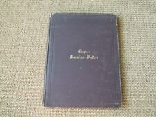 Complete Collection of Mazurkas & Waltzes, FR. Chopin, Pre 1872, Rare Vintage