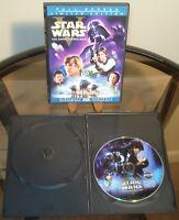 ✅ Star Wars: Empire Strikes Back 1 Fullscreen Dvd 🎬 𝐍𝐎 𝐅𝐀𝐊𝐄𝐒 𝐇𝐄𝐑𝐄