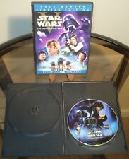 Star Wars: The Empire Strikes Back Dvd  1 Full Screen Disc Remastered Version