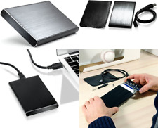 CSL - External 2.5 ' USB 3.0 Super Speed Aluminium Hard Disk Housing For 2.5' /