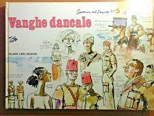 VANGHE DANCALE SCORPIONI DEL DESERTO 3  HUGO PRATT