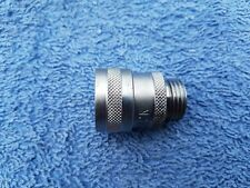 """NITO CLICK QUICK RELEASE COUPLING FEMALE X 1/2""""BSP MALE COMPATIBLE WITH HOZELOCK"""