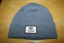 Adidas Originals Beanie Hat Gray Climawarm Knit OSFA NEW