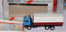 Modellautos, - LKWs & -Busse von Schachtel im Maßstab 1:87