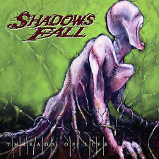 Threads of Life by Shadows Fall (CD, Apr-2007, Atlantic (Label)) NEW Sealed