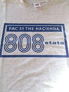 808 STATE - FAC 51 THE HACIENDA-100% COTTON T-SHIRT