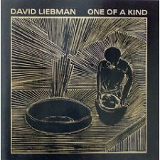 DAVID LIEBMAN One of a Kind LINE RECORDS RAR !