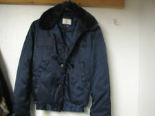 jacket cold weather security police type CWU-46/P blue