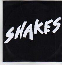 (AD358) Shakes, Disneyland - DJ CD