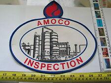 Vintage  Amoco Company  Inspector Patch ,  (5004) (**) Rare
