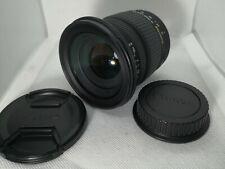 "Sigma 17-70mm F/2.8-4.5 DC AF Lens for Canon EF w/2Caps ""Excellent+"" #21281"