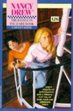 The Riddle in the Rare Book (Nancy Drew #126)-ExLibrary